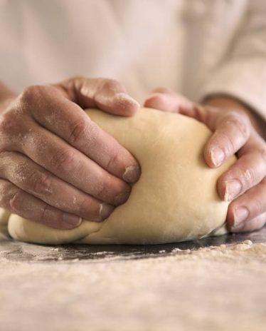 Bäckerhände